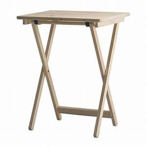 Ikea Table Appoint : table d 39 appoint pliante ikea ~ Teatrodelosmanantiales.com Idées de Décoration