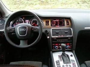 Audi Q7 Interieur : interieur audi q7 rockycar skyblog com ~ Nature-et-papiers.com Idées de Décoration