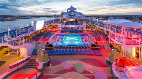 Anthem Of The Seas Is The Latest Stateoftheart Cruise