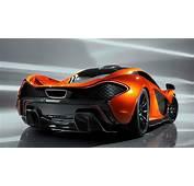 For Sale McLaren P1 Volcano Elite Orange  New And