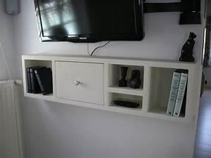 Meuble Cache Tv : meuble carton mural meubles en carton angers ~ Premium-room.com Idées de Décoration