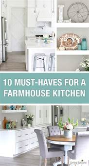 farmhouse kitchen decor ideas farmhouse kitchen decorating ideas 10 must haves for a modern farmhouse style