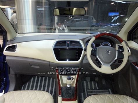 Datsun Cross Modification by Dealers Offer Dual Tone Interior Wood Finish On Maruti