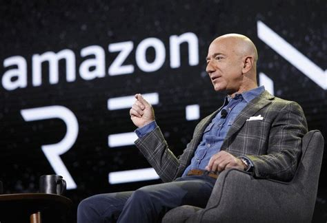 Jeff Bezos, Amazon's founder, will step down as CEO ...