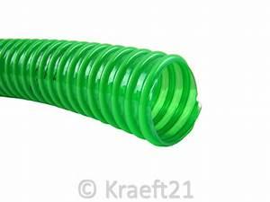 Ansaugschlauch Für Gartenpumpe : 50m pvc saugschlauch mit spirale 1 25 mm hellgr n ebay ~ Lizthompson.info Haus und Dekorationen