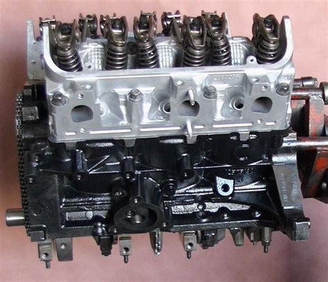 Rebuilt 20052006 Chevrolet Equinox 34l Longblock Engine