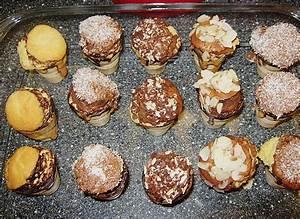 Kleine Tiere Im Mehl : kleine kuchen im waffelbecher rezept mit bild von ~ Lizthompson.info Haus und Dekorationen