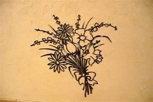 Decoration Murale Fer : forge de vulcain d coration en fer forg nos ~ Melissatoandfro.com Idées de Décoration