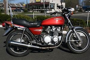 1977 Kawasaki Kz 650b