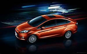 Ford Fiesta Sedan Wallpaper HD Car Wallpapers ID #646