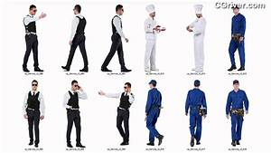 2D Human Model: Viz People Service V2 - CGriver.com - YouTube