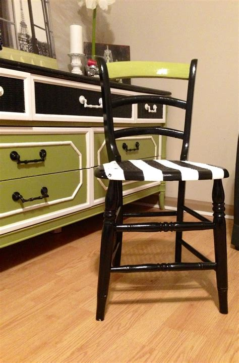 restored shabby chic furniture restored thrift furniture shabby chic diy stripes my house pinterest shabby stripes
