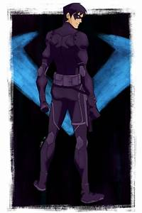 Young Justice Fan Art — #3 - Nightwing (Young Justice) by ...
