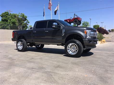 justins  ford   platinum custom truck