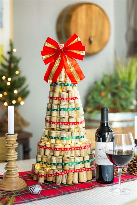 amazing christmas tree crafts  decorate  home