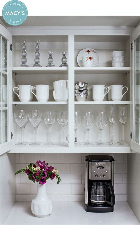 Organised Cupboards by 1000 Ideas About Glass Cabinets On Cabinet