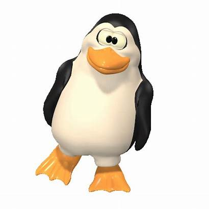 Penguin Animasi Animated Pembelajaran Igi Bestanimations Penguins
