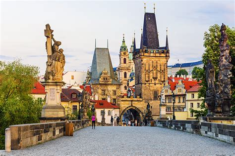 Visit The City Of Prague On A Czech Republic Vacation Goway