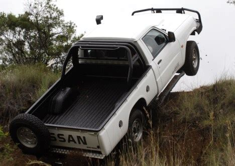 nissans safari bakkie tested wheels