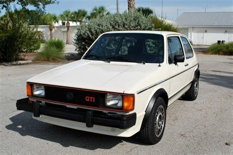 old volkswagen rabbit is it a classic yet 1983 vw rabbit gti