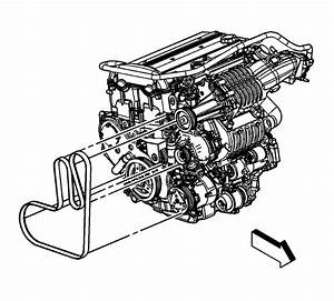2011 Chevy Traverse Serpentine Belt Diagram