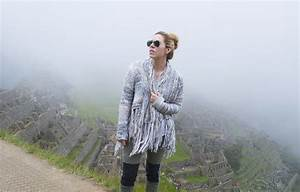 Wearing Free People at Machu Picchu - Allyson in Wonderland