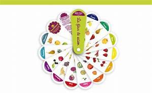 Calendrier Fruits Et Légumes De Saison : la fleur de saison le calendrier ludique des fruits et ~ Nature-et-papiers.com Idées de Décoration