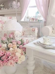 Shabby Chic Blog : roses romanticev blog romantic evim pastel cicekli ev dekorasyonu romantik ~ Eleganceandgraceweddings.com Haus und Dekorationen
