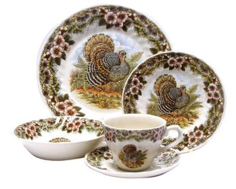 thanksgiving china sets thanksgiving turkey dinnerware