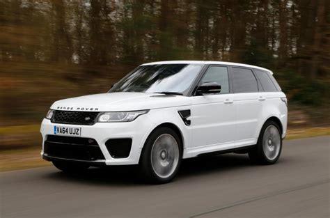 Range Rover Sport Svr Review (2019)