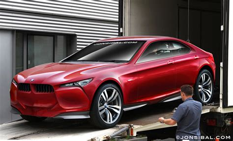 Bmw Sports Car Concept Renderings