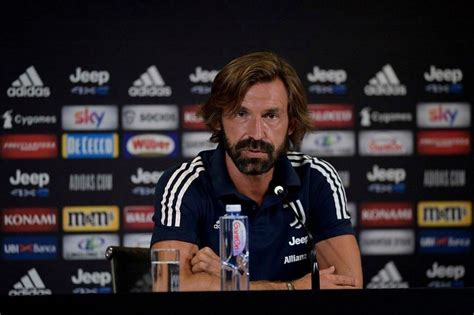Juventus manager Andrea Pirlo impressed by Cristiano ...