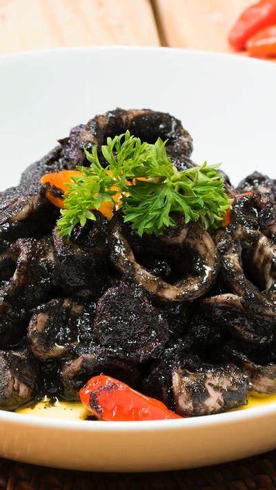 Cumi cumi ini kaya senyawa melanin. Cumi Hitam | Resep | Ide makanan, Resep masakan, Makanan pedas