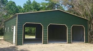 Garage Central : 36x40 custom garage central florida steel buildings and supply ~ Gottalentnigeria.com Avis de Voitures