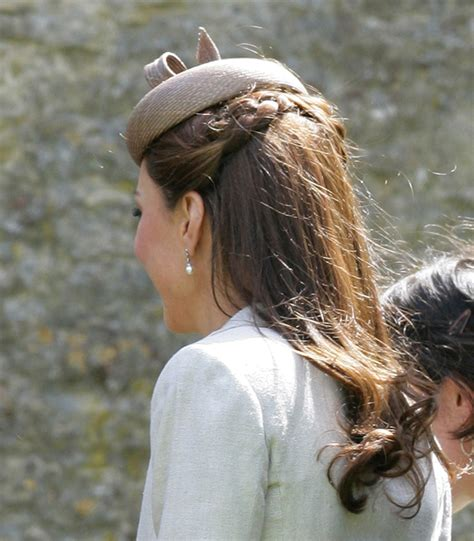 The Duchess Cambridge Different Hairstyles Photo