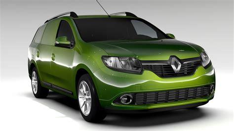 Renault Models by Renault Logan 2016 3d Model Buy Renault Logan