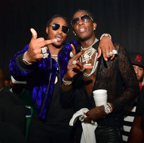 future  young thug joined forces   world didnt