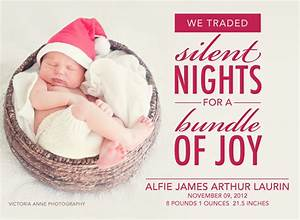 Christmas/birth announcement | Oh baby | Pinterest ...
