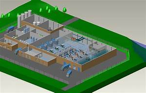 Software For 3d Factory Design And 2d Layout