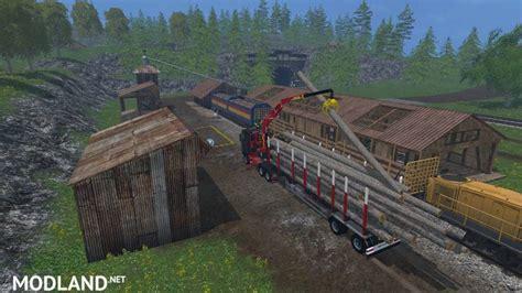 Llight Farms Ls by Volvo Fh 750 Grumier Mod For Farming Simulator 2015 15