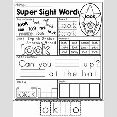 Best 25+ Sight Word Worksheets Ideas On Pinterest  Sight Words Printables, Sight Word Practice
