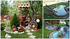 15 Do it Yourself Garden Ideas You Need to See to Believe ...