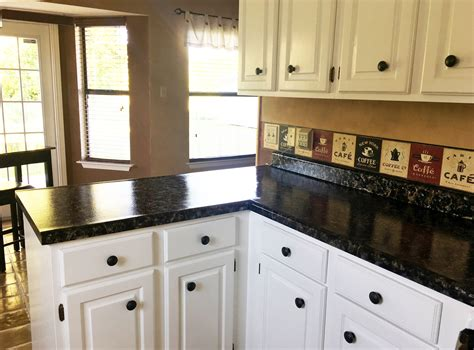 Paint Countertops Black by From To Giani Countertop Paint In Bombay Black