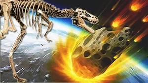Dinosaur Asteroid Theory - Pics about space