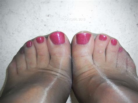 Sexy Feet Legs Nylon