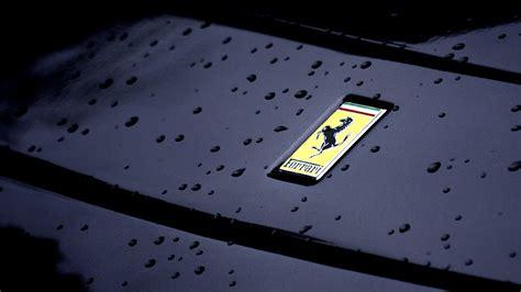 Ferrari Wallpaper Logo Background