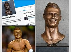 Cristiano Ronaldo statue is savagely trolled online