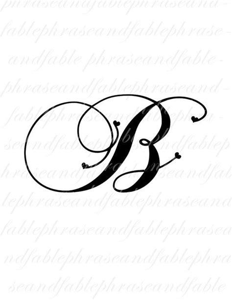 Best 25+ Letter B Tattoo Ideas On Pinterest  Letter D