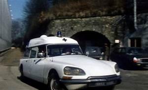 Imcdb Org  1972 Citro U00ebn Ds 20 Ambulance Currus In  U0026quot B U00eate