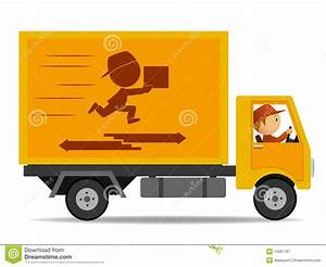 Delivery Driver Clipart - Clipart Suggest